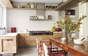cocina madera campo