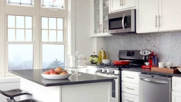 Cocina de espacios reducidos